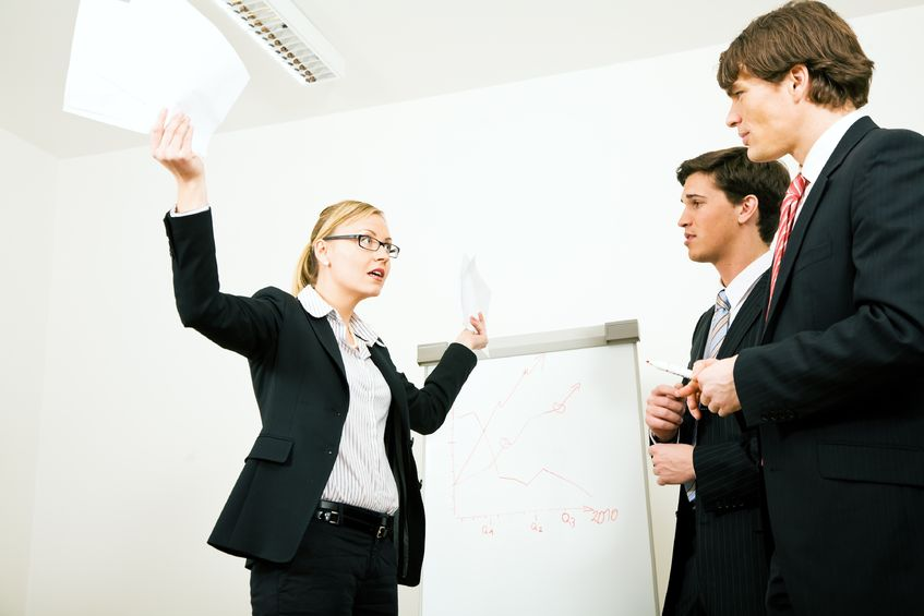 conflict and control in the workplace In workplace conflicts, differing needs are often at the heart feel you may lose control, take a time out and do something to help.